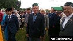 Сулдан: Энгель Фәттахов, Константин Толкачев, Фәрит Мөхәммәтшин
