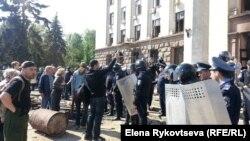 Ситуация в Одессе, 3 мая 2014