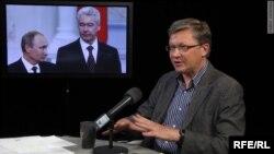 Владимир Рыжков в студии Радио Свобода