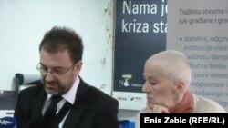 Eugen Jakovčić i Sanja Sarnavka