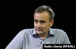 Російський журналіст Ірек Муртазін