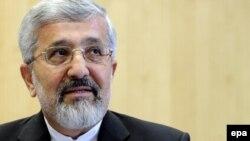 Iranian Ambassador to the IAEA Ali Asghar Soltanieh