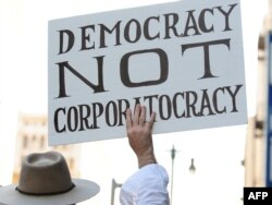 Protesti na Wall Streetu, oktobar 2011