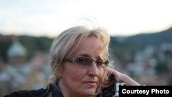 Галина Петриашвили, главный редактор международного журнала «Диалог женщин»