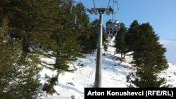 """Qendra e skijimit """"Brezovica"""""""