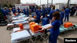 При аварии в метро пострадали десятки человек