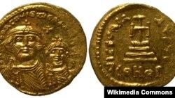 Ўзбекистон ҳудудидан Византия империясига доир танга биринчи марта топилди.