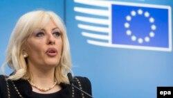 Jadranka Joksimović, ministarka za evropske integracije u Vladi Srbije