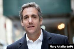 Справа Майкла Коена (на фото) теж може пролити світло на розслідування Мюллера