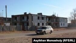 Жезқазған қаласына қарасты Кеңгір ауылы. Қарашаның 29-ы 2013 жыл.