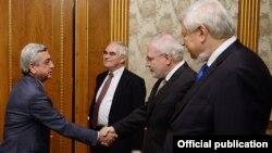 На этой неделе в Ереване снова побывали посредники и сопредседатели Минской группы ОБСЕ по вопросу Нагорного Карабаха