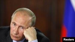 Kryeministri rus, Vladimir Putin.