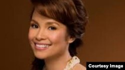 Filippinin opera ifaçısı Lea Salonga