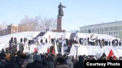 """""""Гадел сайлаулар өчен"""", Казан, 4 февраль 2012"""