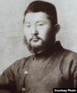 Турагул, сын поэта Абая.