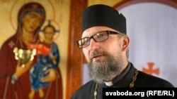 Настаяцель полацкай грэка-каталіцкай царквы Аляксандар Шаўцоў