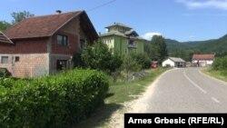 Selo Bočinja