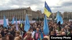 Памятная акция в Киеве