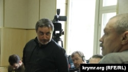 Ленур Іслямов у суді