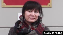 Әлфия Үзәнбаева