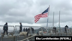 აშშ-ს სამხედრო ხომალდი USS Ross