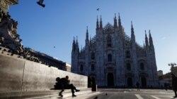 Италия жұрты карантинді қалай өткізіп жатыр?