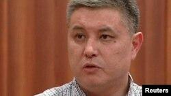 Мурат Кадырбаев - отец одного из двух обвиняемых в сокрытии улик по делу о терактах в Бостоне 15 апреля