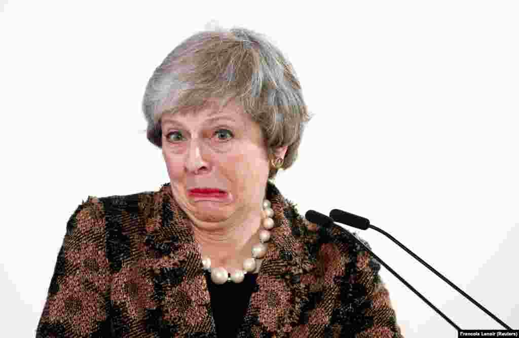 ВЕЛИКА БРИТАНИЈА - Премиерката Тереза Меј, за време на дебатата за постигнатиот договор со ЕУ, изјави дека Велика Британија ќе ја напушти Европската унија на 29 март.