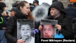 Дулат Ағаділді еске алу шарасы. Алматы, 27 ақпан 2020 жыл.
