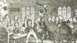 Воспоминания о телесных наказаниях