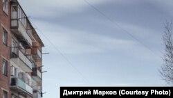 Дома в Гусиноозерске, Бурятия. Иллюстрационное фото