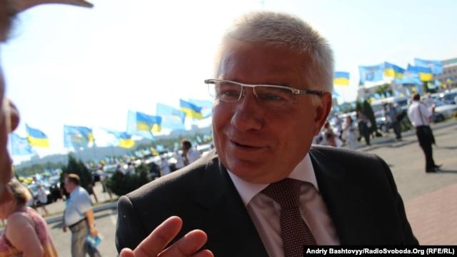Mykhaylo Chechetov