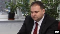 Претседателот на Основниот суд Скопје 1 Владимир Панчевски.