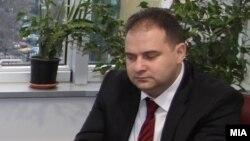 Владимир Панчевски, поранешен претседател на Кривичниот суд