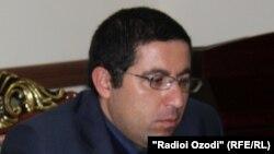 Адвокат из Таджикистана Бузургмехр Ёров.