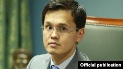 Багдат Мусин, председатель правления национальной компании «Казпочта».