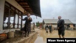 وزارت کشور خسارتهای ناشی از سیل فروردین ماه در ایران را ۳۵ هزار میلیارد تومان اعلام کرده است