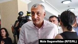 Мамука Хазарадзе не раскрыл имена людей, которые в будущем составят костяк новой команды