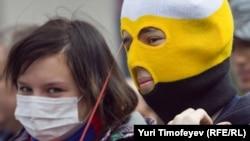 """Националистически настроенную молодежь власти часто склонны называть простыми """"хулиганами"""""""