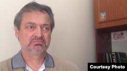 Главный редактор газеты «Qırım» Бекир Мамут