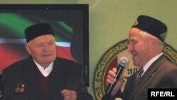 Мәсгут Гаратуев һәм Фнүн Мирзаянов