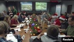 NORAD-ın Santa Klaus komandası
