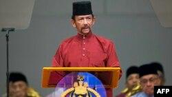 Cултан Брунея Хассанал Болкиах
