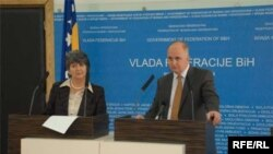 Ladislava Hamzić i Edin Mušić