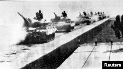 خروج نیروهای شوروی سابق از افغانستان