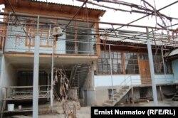 Дом Азимжана Аскарова в Базар-Коргоне.