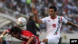 تیم ملی ایران روز شنبه مقابل عربستان سعودی بازی خواهد کرد. (عکس ازAFP )
