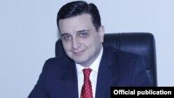 Министр здравоохранения Армении Армен Мурадян (архив)