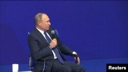 Путин раскритиковал обнародование списка неприятелей Америки