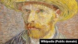 Vincent Van Gogh. Avtoportret